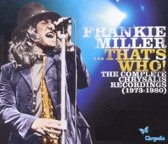 Frankie Miller...That'S Who! T