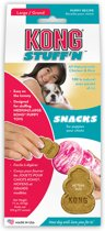Kong Stuff 'N Snacks Puppy (Kip&Rijst) L - Hondenkoekjes