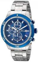 Invicta Specialty 17440 - Horloge - Blauw