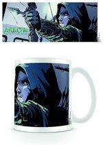 Arrow Comic Strip - Mok