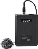 Boya Cardioide Lavalier Microfoon BY- F8C voor Video of Inst