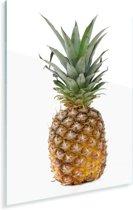 Rechtopstaande ananas Plexiglas 60x90 cm - Foto print op Glas (Plexiglas wanddecoratie)