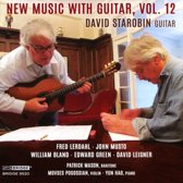 New Music with Guitar, Vol. 12