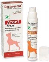 Dermoscent Atop 7 Spray voor de hond - 75 ml