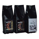 Proefpakket koffiebonen - 3 x 250 gram