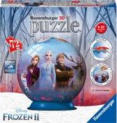 Ravensburger Disney Frozen 2 puzzleball - 3D Puzzel - 72 stukjes