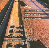 Complete Sonatas for Viola Da Gamba