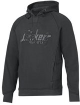 Snickers Sweatshirt Hoodie 2824-9586-Marine/Camomarine-L