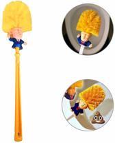 Donald Trump Toilet Borstel | grappige cadeau | commander in crap | cadeau artikel | grappige geschenk