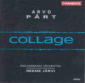 Part: Collage / Neemi Jarvi, Philharmonia Orchestra