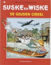 """""""Suske en Wiske 118 - De gouden cirkel"""""""