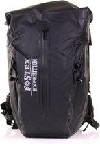 Fostex Dry bag X-plorer PVC - zwart