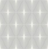 Eclipse Starlight grijs behang (vliesbehang, grijs)