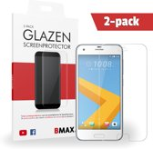2-pack BMAX Glazen Screenprotector HTC One A9s