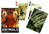 Animals of the Wild Speelkaarten - Single Deck
