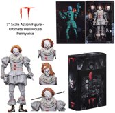NECA IT: Ultimate Well House Pennywise - 7 inch Scale Action Figure