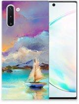 Samsung Galaxy Note 10 Hoesje maken Boat