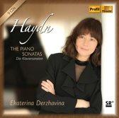 Ekaterina: Piano Derzhavina - Haydn: The Piano Sonatas