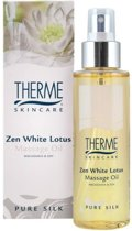Therme Zen White Lotus - 125 ml - Massage olie
