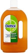 Dettol antiseptische-ontsmettingsmiddel Duo Pack - 2x750ml