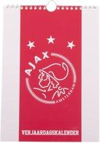 Ajax verjaardagskalender, kalender, AJAX kalender