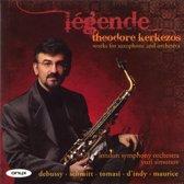 Legende - Works For Saxophone And O