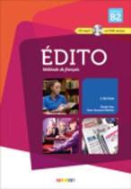 Edito niveau B2 cahier 2015 + CD