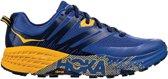 Hoka Sportschoenen - Maat 45 1/3 - Mannen - blauw/geel