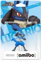 Nintendo amiibo Super Smash Figuur Lucario - Wii U - NEW 3DS - Switch