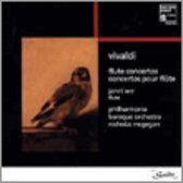 SUITE  Vivaldi: Flute concertos / See, McGegan