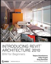 Wiley Introducing Revit Architecture 2010: BIM for Beginners