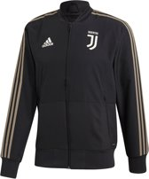 b1cfe002639 adidas Juventus Pre Sportjas performance - Maat L - Mannen - zwart/grijs