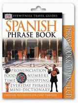 Spanish Phrase Book & CD