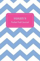 Susan's Pocket Posh Journal, Chevron