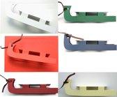 Sleetjes Set - 40 Stuks - 4 Kleuren - Met enveloppen - Maak Kerstkaarten of andere creatieve objecten