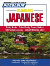 Pimsleur Japanese Basic Course - Level 1 Lessons 1-10 CD