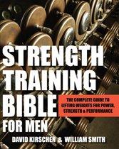 Strength Training Bible for Men