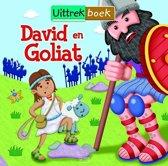 David en Goliat - super uittrekboek