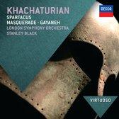 Khachaturian: Spartacus (Virtuoso)