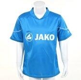 Jako Promo T - Sportshirt - Kinderen - Maat 164 - Light Blauw