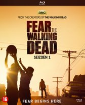 Fear The Walking Dead - Seizoen 1 (Blu-ray)