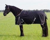 Buitendeken 300 gram,  paardendeken speciaal voor bredere paarden - maat 195