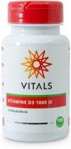 Vitals Vitamine D3 1000 IE 100 vegicaps