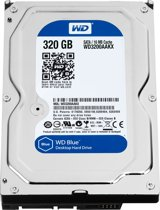 WD Blue WD3200AAKX 320GB SATA 6 Gb/s interface. 7200rpm. 16MB Buffer. 2 Year