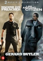 Machine Gun Preacher + Law Abiding Citizen