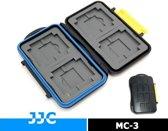 JJC MC-3 Multi-Card Case