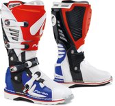 Forma Crosslaarzen MX Predator Red/White/Blue-46 (EU)
