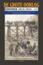 De grote oorlog, 1914-1918 37 - De Grote Oorlog, kroniek 1914-1918