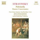 Stravinsky: Pulcinella, Danses Concertantes / Sanderling