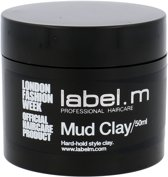 Label. M Moulding clay 50ml